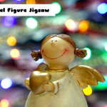 Angel Figure Jigsaw