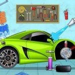 Cars wash