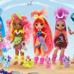 Cave Club Dolls Jigsaw Puzzle Collection