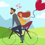Couple in Love Jigsaw
