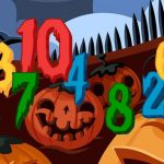 Halloween Hidden Numbers