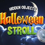 Hidden Objects Halloween Stroll