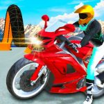 Two Bike Stunts